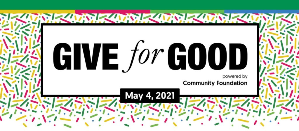 Give for Good • May 4, 2021